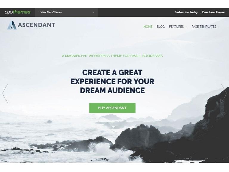 Ascendant PRO WordPress Theme