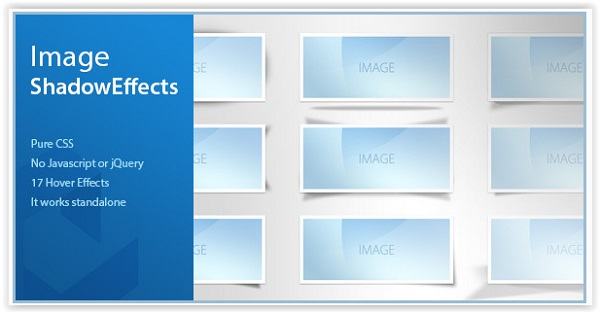 css3 Image Shadow Hover Effects