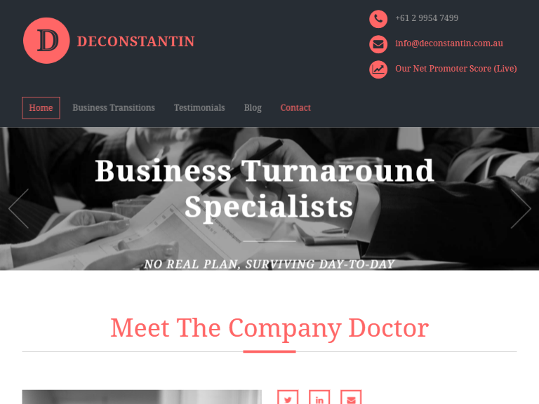 deconstantin lawyers theme