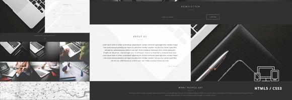 Designerz Portfolio Template