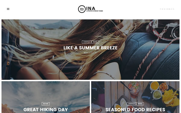 ina fashion theme