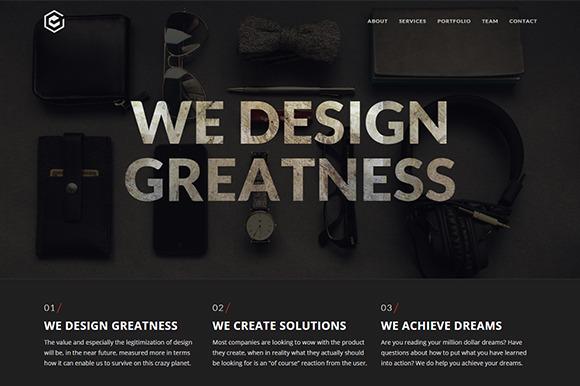 primex creative template