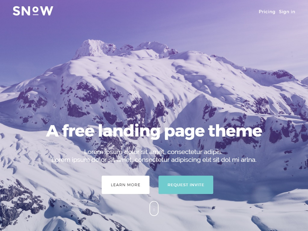 Free Portfolio Website Templates Collection Free Website