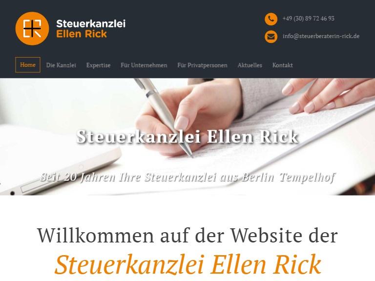 Steuerkanzlei Ellen Rick Berlin